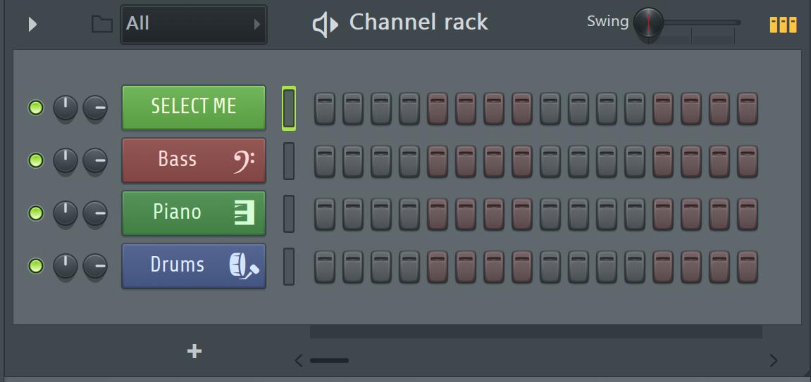 FL Studio: Multiple MIDI Assignment